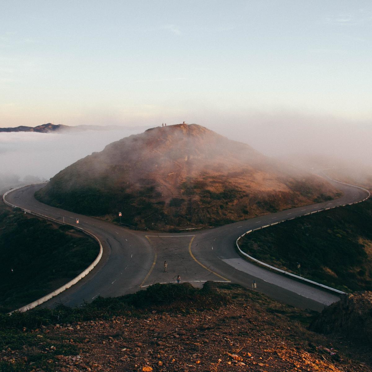 Wahl der richtigen Straße
